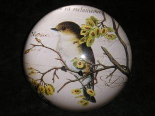 ペーパーウェイト 鳥