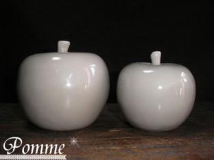 陶器 リンゴ