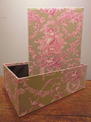 インテリアボックス 小 カーキ