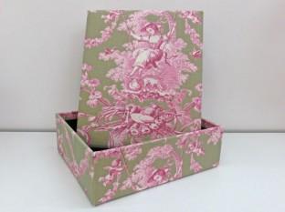 インテリアボックス ミニ カーキ