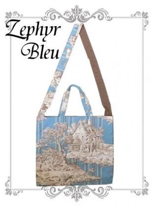 ゼフィール ブルー